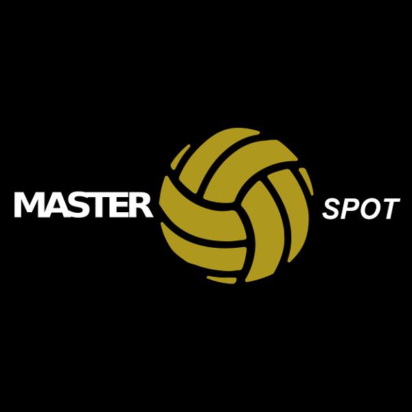 logo master spot carré fond noir